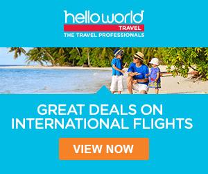 helloworld travel - helloworld-travel
