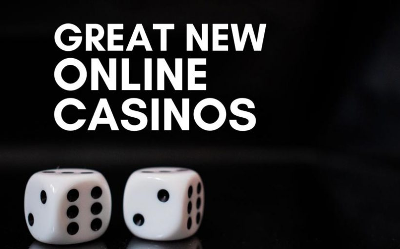 great new online casinos 820x510 - Some Great New Online Casinos Available in New Zealand